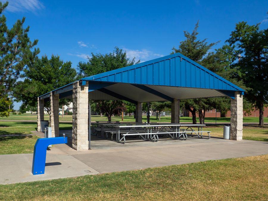 Municipal Park Shelter